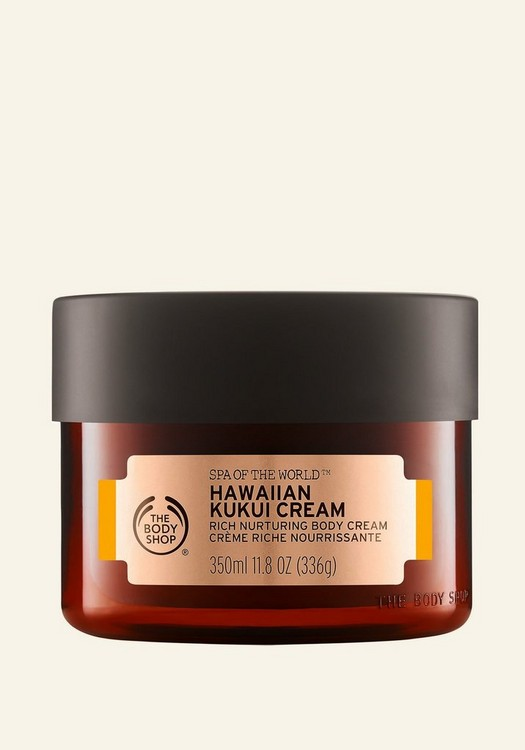 Spa of the World™ Hawaiian Kukui Cream