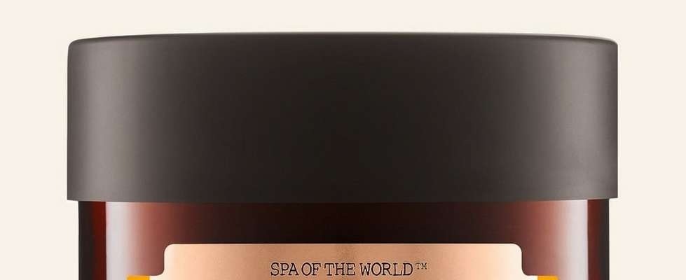 The Body Shop Spa of the World Hawaiian Kukui Cream