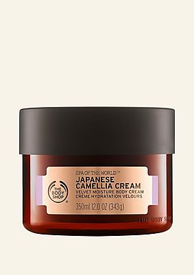 Spa Of The World™ Japanese Camellia Cream
