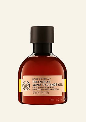 Spa Of The World™ Polynesian Monoi Radiance Oil