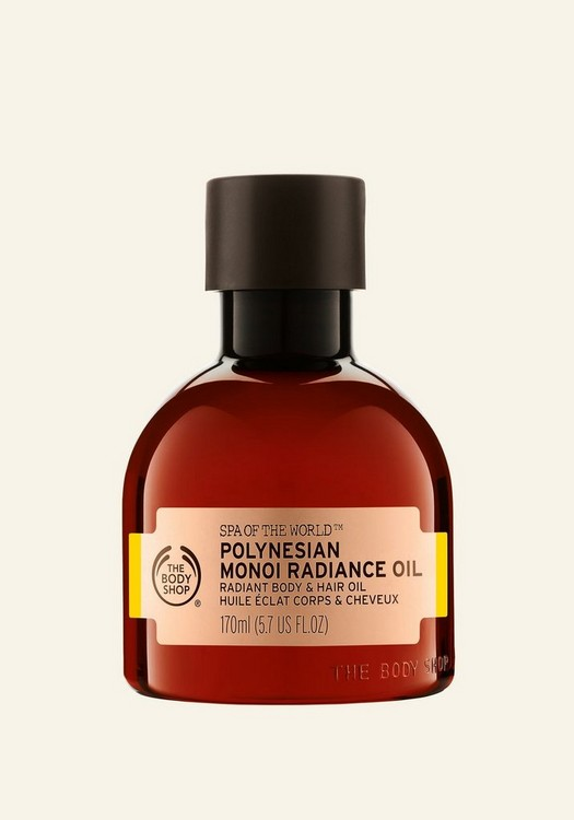 Spa Of The World™ Polynesian Monoï Radiance Oil 170ml