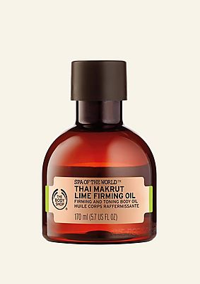 Spa of the World™ Thai Makrut Lime Firming Oil