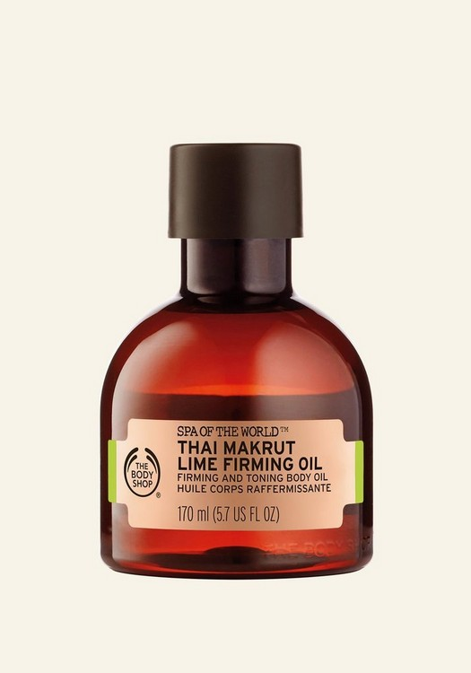 Spa of the World™ Thai Makrut Lime Firming Oil 170 ml