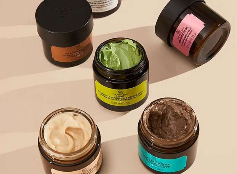 Soins Masque Visage The Body Shop