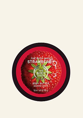 Strawberry Softening Body Butter