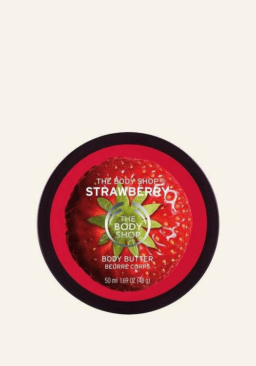 Strawberry Body Butter 50ml