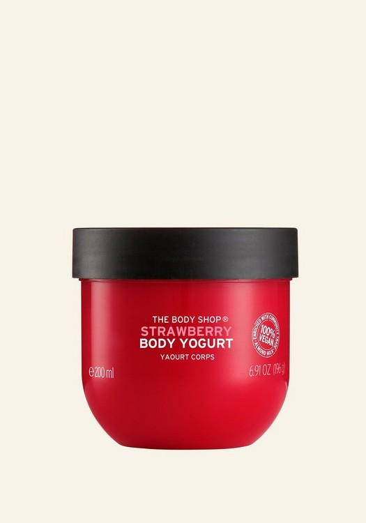 Strawberry Body Yogurt 200ml