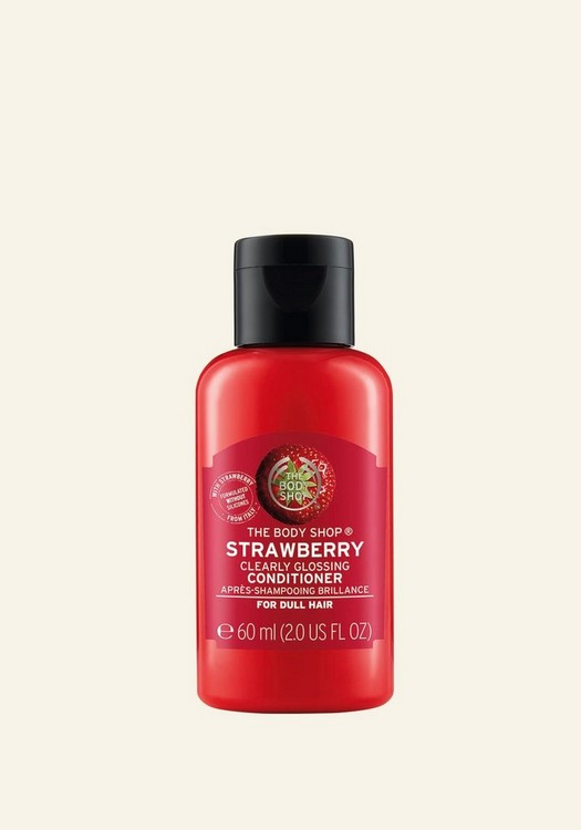 Strawberry Clearly Glossing Conditioner 60ml