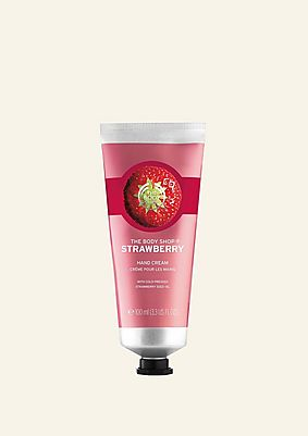 Strawberry Hand Cream
