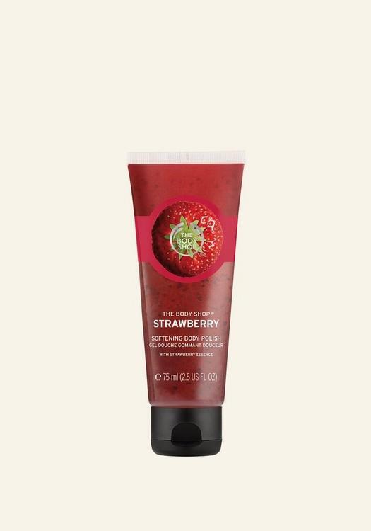 Strawberry Softening Body Polish 75ml