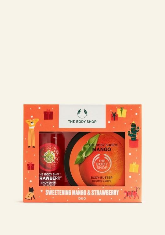 Sweet Mango & Strawberry Duo