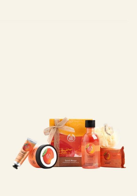 Sweet Mango Pampering Essentials