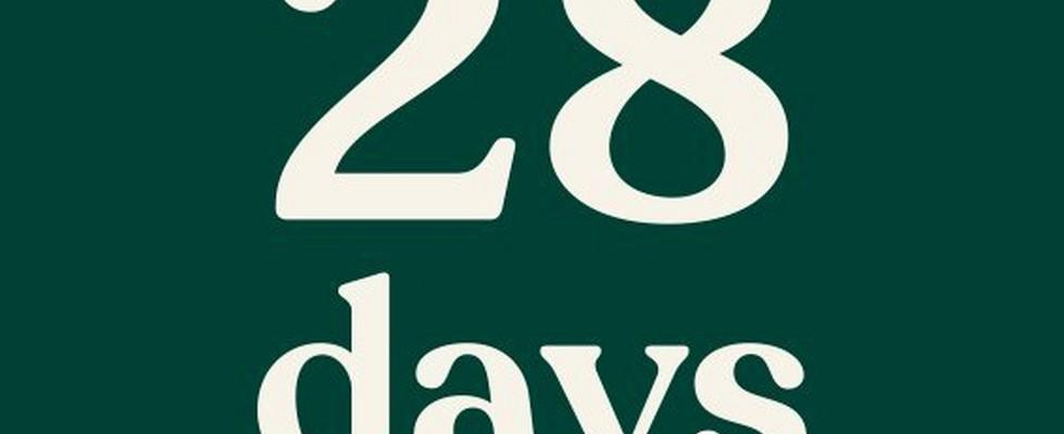 28 days icon