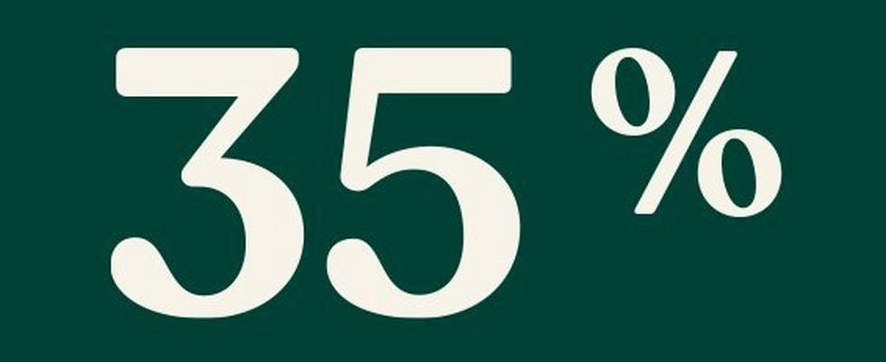 35% icon
