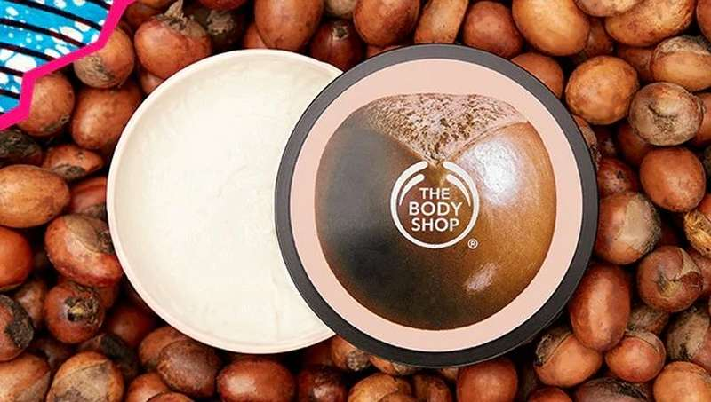 Manteca corporal de karité de The Body Shop