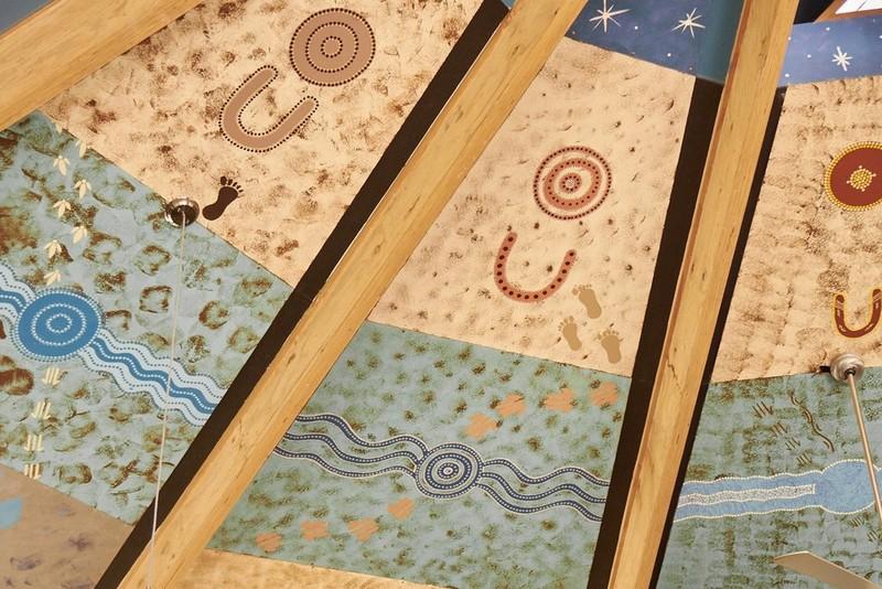 Image of Aboriginal art