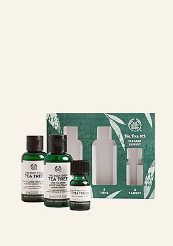 Tea Tree 123 Clearer Skin Kit