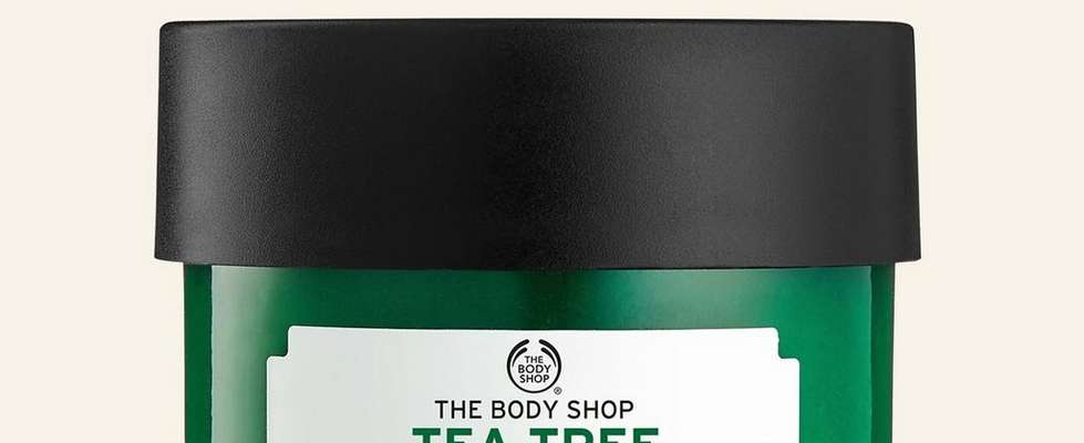 The Body Shop Tea Tree Anti-Unreinheiten Nachtmaske