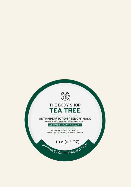 Tea Tree Anti-Imperfection Peel-Off Mask 10g