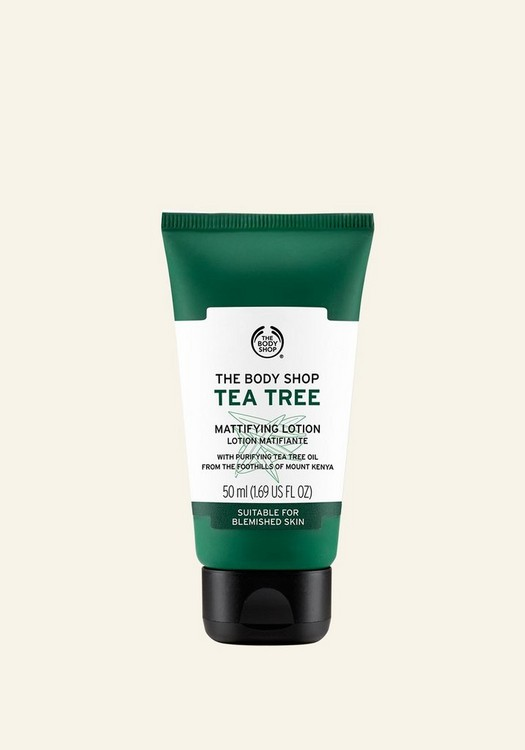 Tea Tree Oil Mattifying Lotion 50 ML