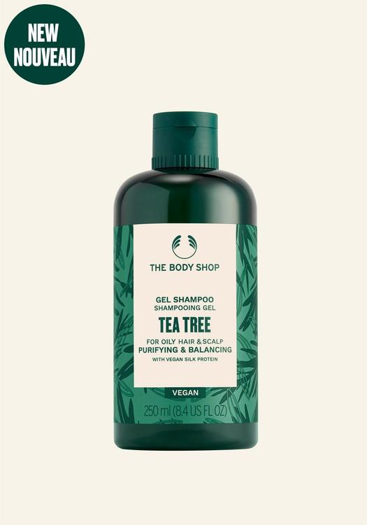 Shampooing purifiant et équilibrant à l'arbre à thé 250 ml