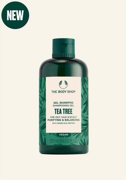Tea Tree Purifying & Balancing Shampoo 250ml