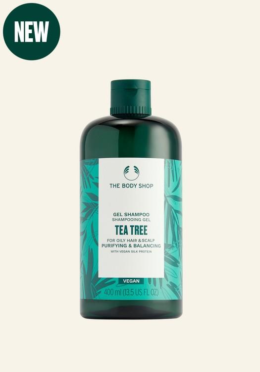 Tea Tree Purifying & Balancing Shampoo 400ml