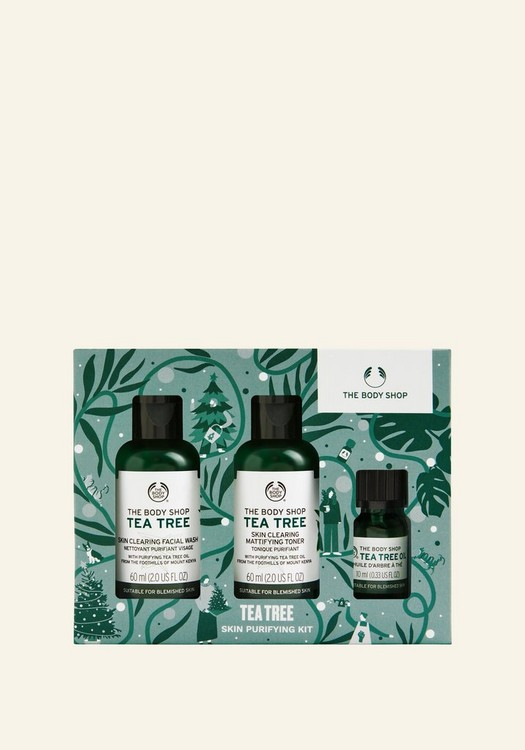 Tea Tree Skin Purifying Kit