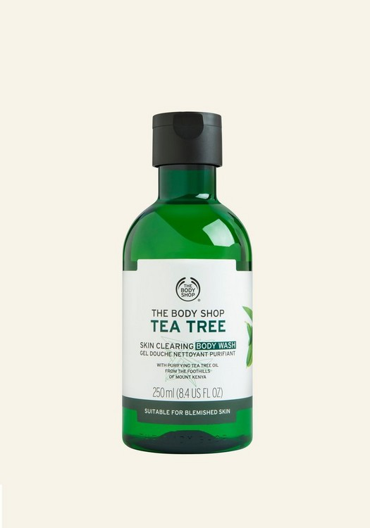 Tea Tree Skin Clearing Body Wash 8.4 FL OZ