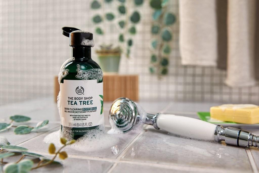 The Body Shop Tea Tree Skin Body Wash