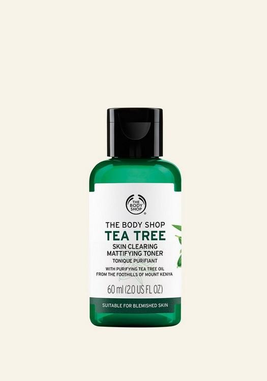 Tea Tree Skin Clearing Mattifying Toner 2.0 FL OZ