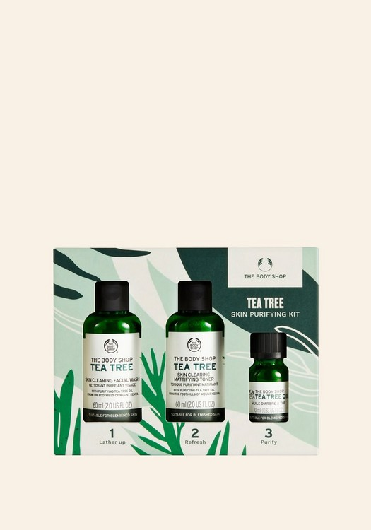 Tea Tree Skin Purifying Kit 1 Piece