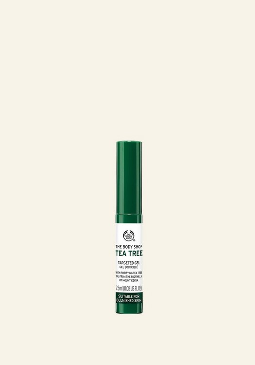 Tea Tree Targeted Gel 2.5ml
