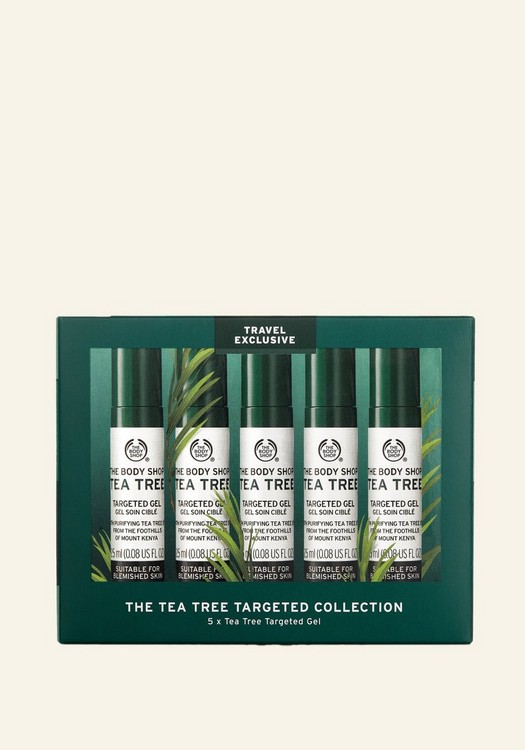 The Tea Tree Targeted Collection