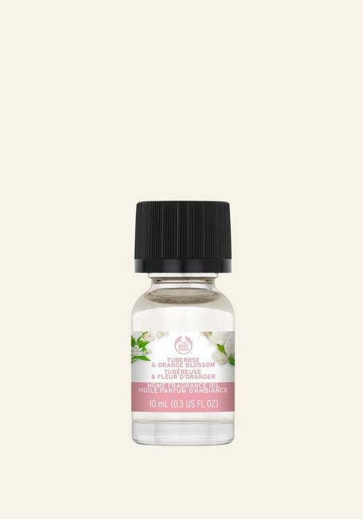 Tuberose & Orange Blossom Home Fragrance Oil
