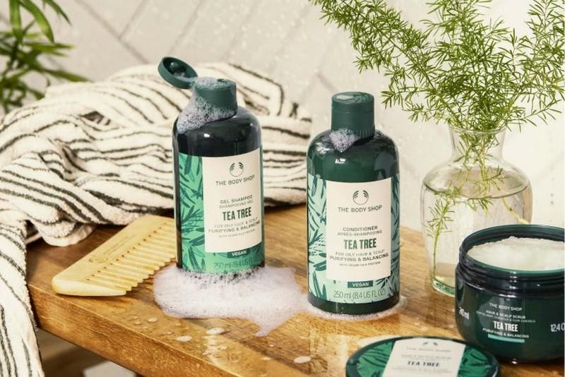 tea tree shampoo and conditioner