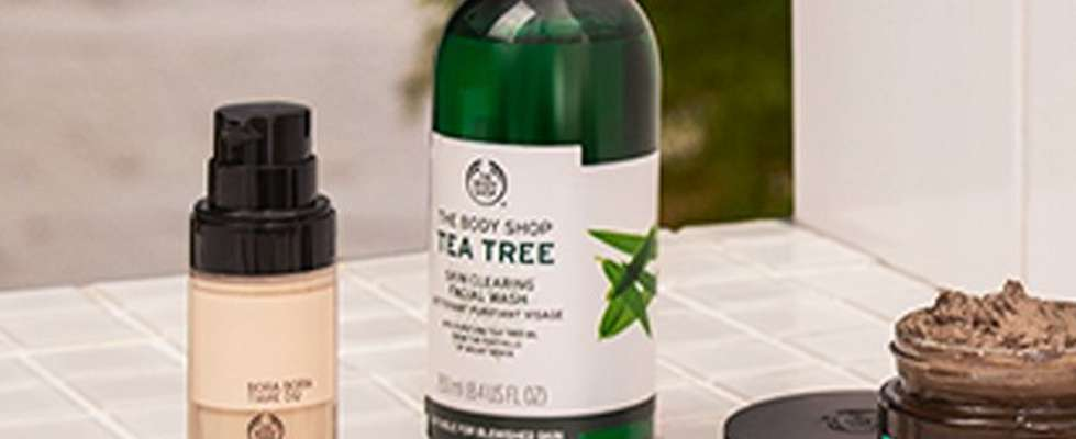 The Body Shop Vegan Products