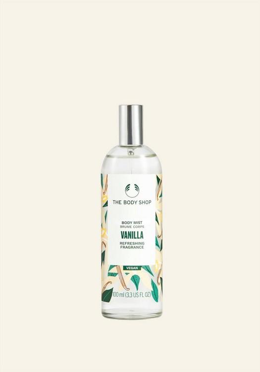 Brume corporelle à la vanille 100 ml