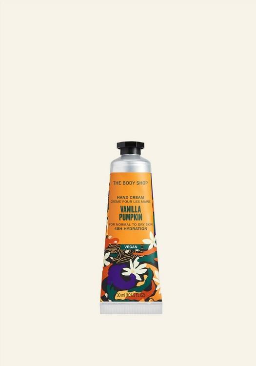 Vanilla Pumpkin Hand Cream 30ml