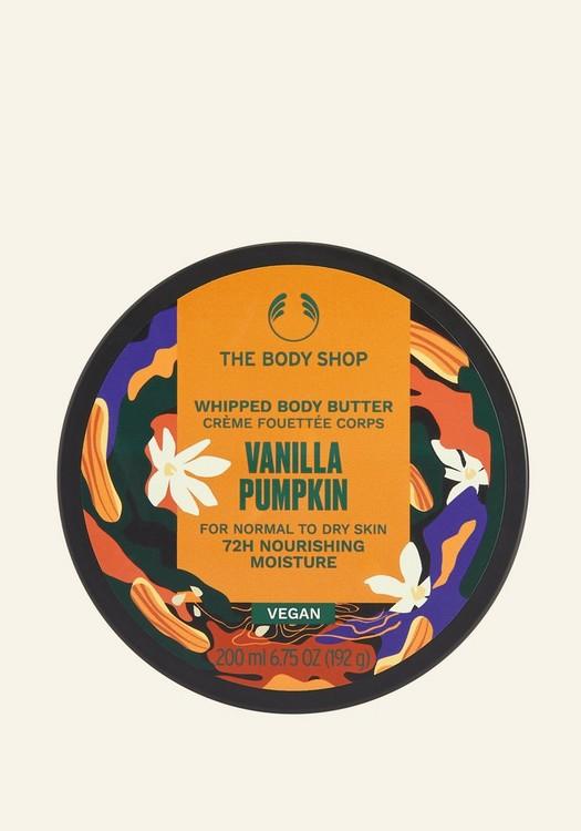 Vanilla Pumpkin Whipped Body Butter 200ml