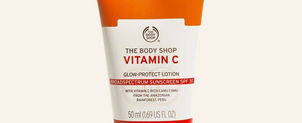 The Body Shop Vitamin C spf