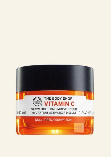Vitamin C Feuchtigkeitscreme