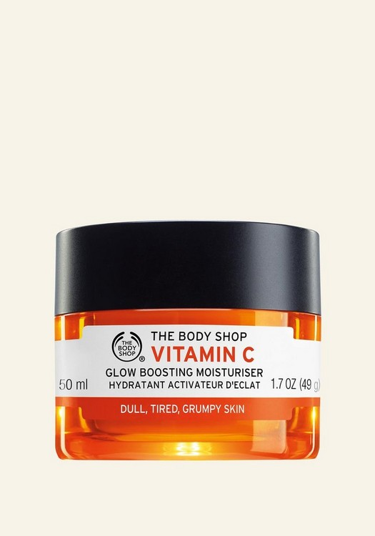 Vitamin C Glow Boosting Moisturiser 50ml