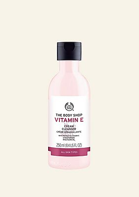 Vitamin E Cream Cleanser