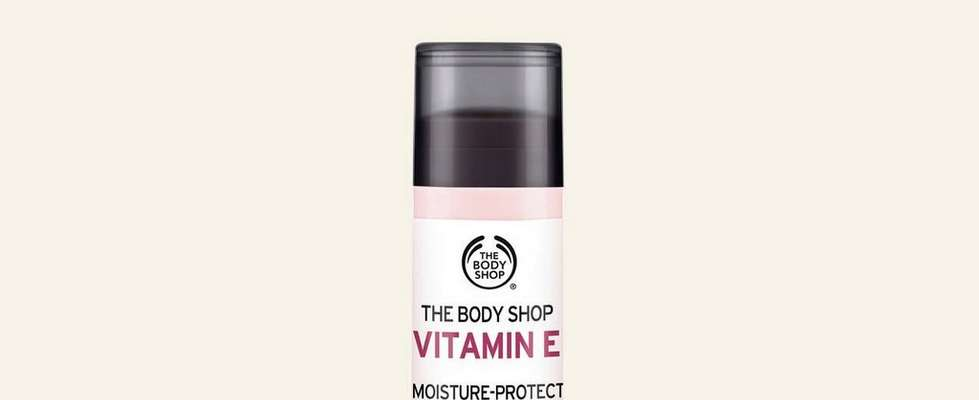 Vitamin E lip balm product