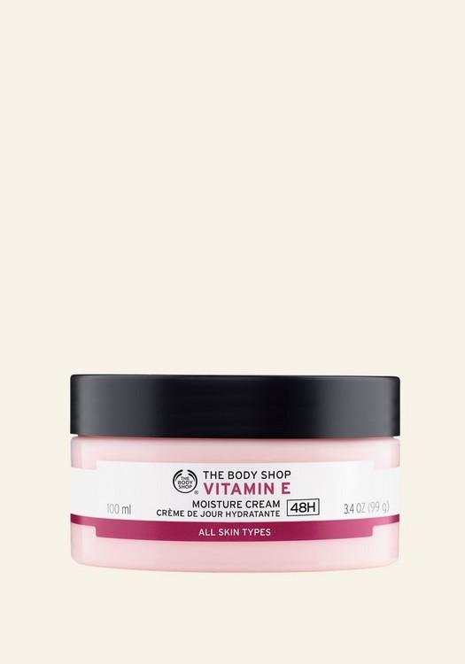 Vitamin E Moisture Cream 100ml