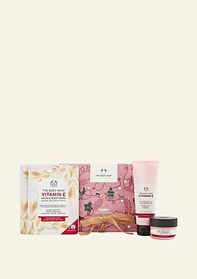 Vitamin E Skin Hydration Kit
