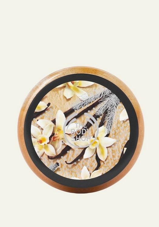 Warm Vanilla Body Scrub 250ml