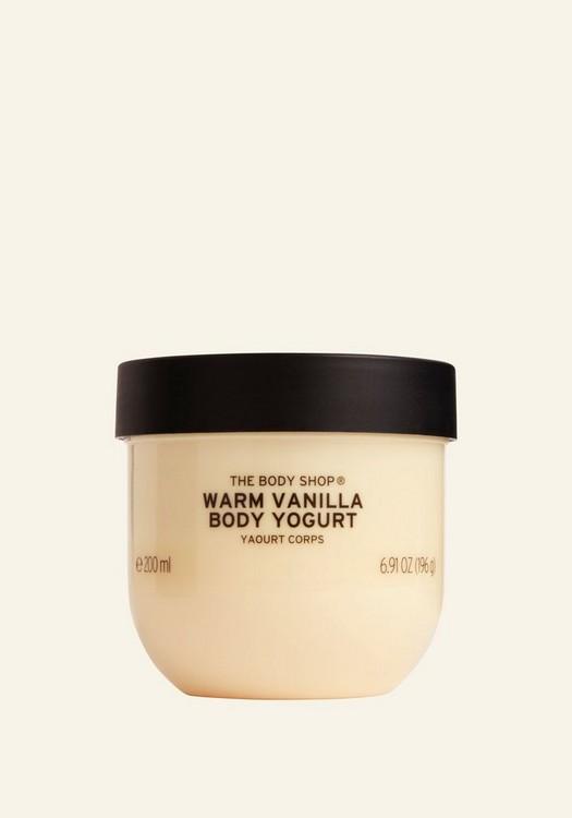Warm Vanilla Body Yogurt 6.91 OZ