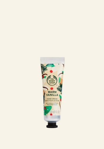 Warm Vanilla Hand Cream